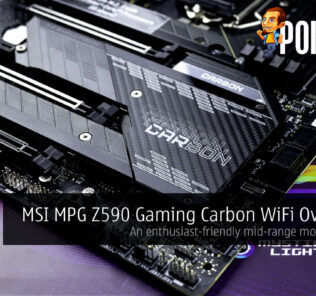 MSI MPG Z590 Gaming Carbon WiFi overview cover