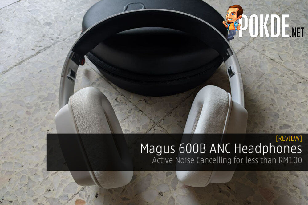 Magus 600B ANC Headphones cover