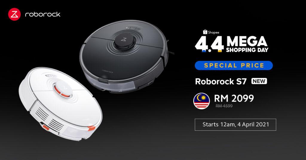Malaysia Shopee 44 Sales Price