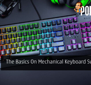 Mechanical Keyboard Switch Basics cover