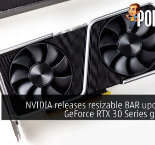 NVIDIA releases resizable BAR update for GeForce RTX 30 Series graphics 18