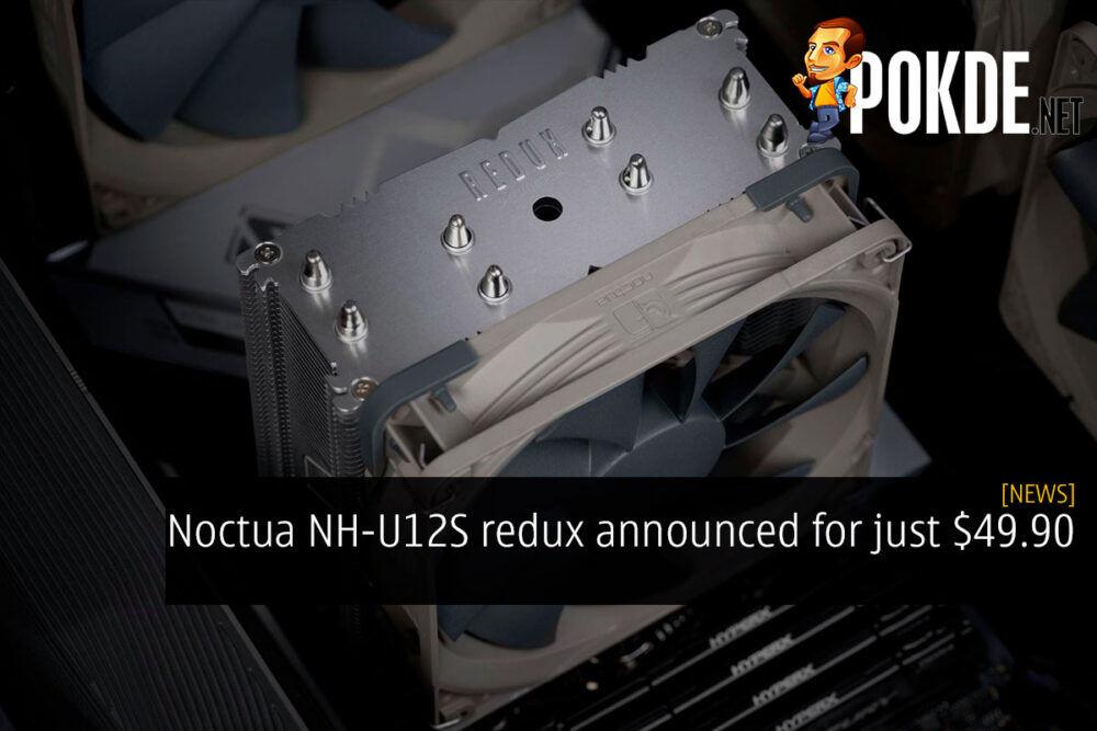 Noctua NH-U12S redux price cover