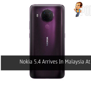 Nokia 5.4 Arrives In Malaysia At RM899 34