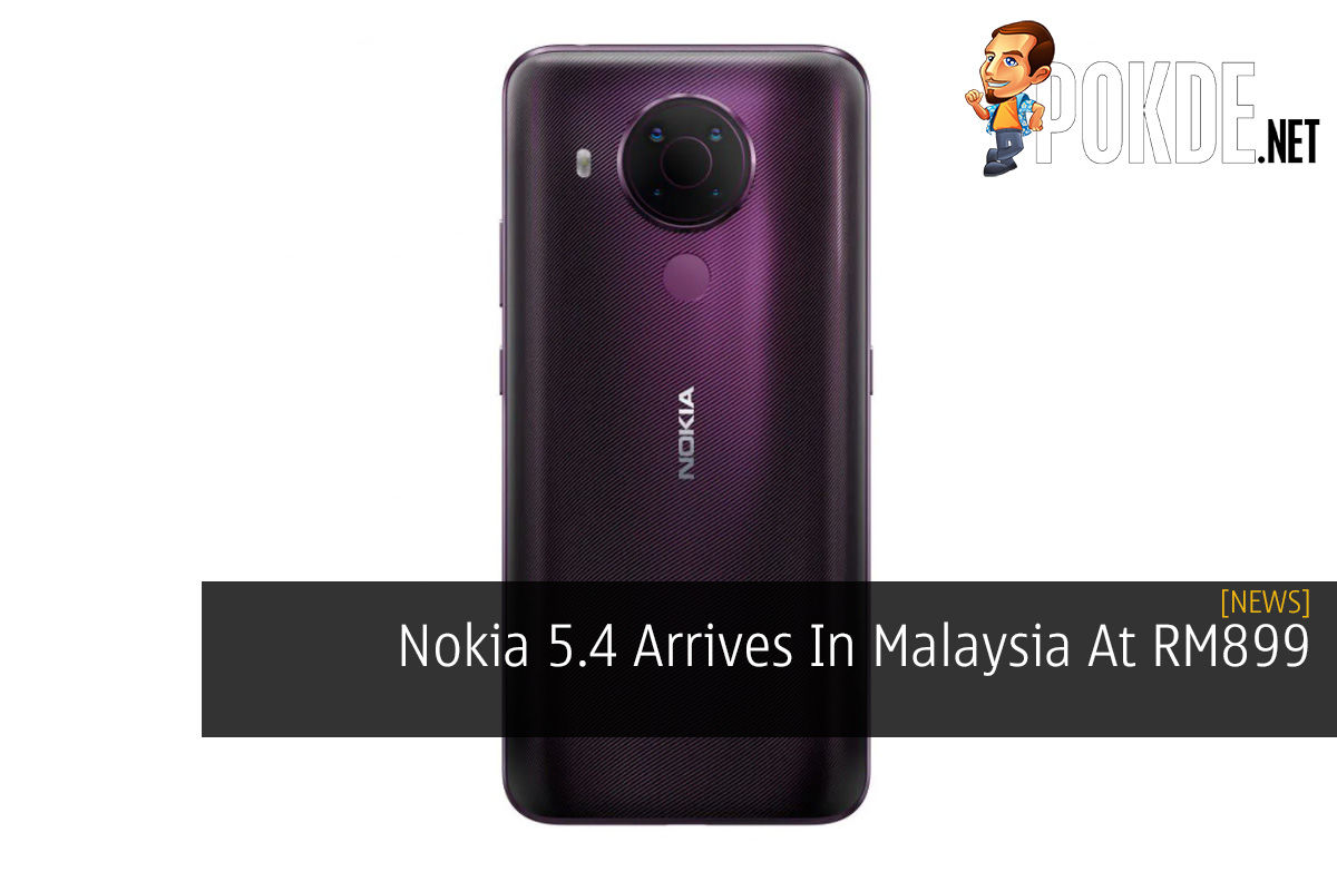 Nokia 5.4 Arrives In Malaysia At RM899 10