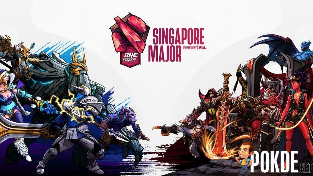 ONE Esports Dota 2 Singapore Major