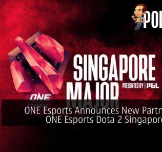 ONE Esports Dota 2 Singapore Major cover