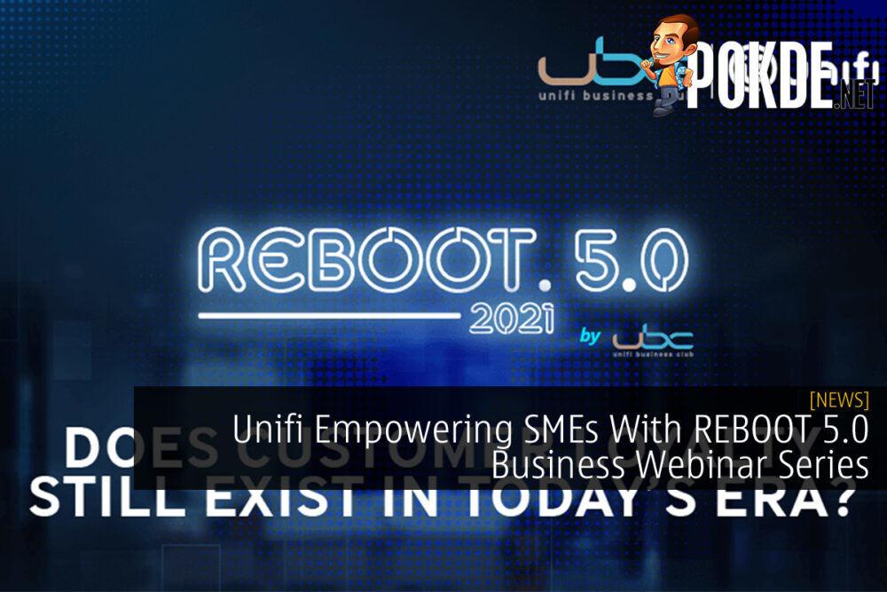 REBOOT 5.0 unifi Business Club cover