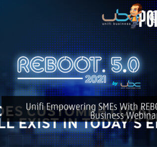 REBOOT 5.0 unifi Business Club cover