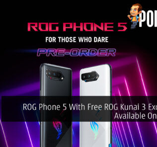 ROG Phone 5 With Free ROG Kunai 3 Exclusively Available On Shopee 26