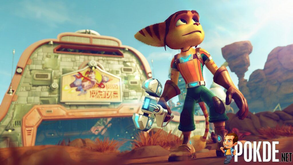Ratchet and Clank 60fps