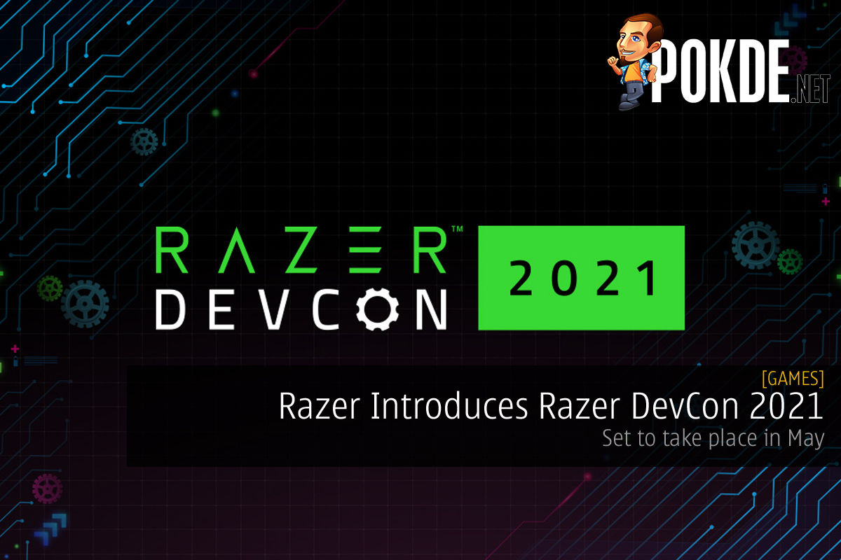Razer DevCon 2021 cover