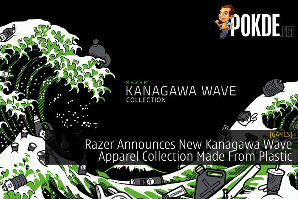 Razer Kanagawa Wave Apparel cover