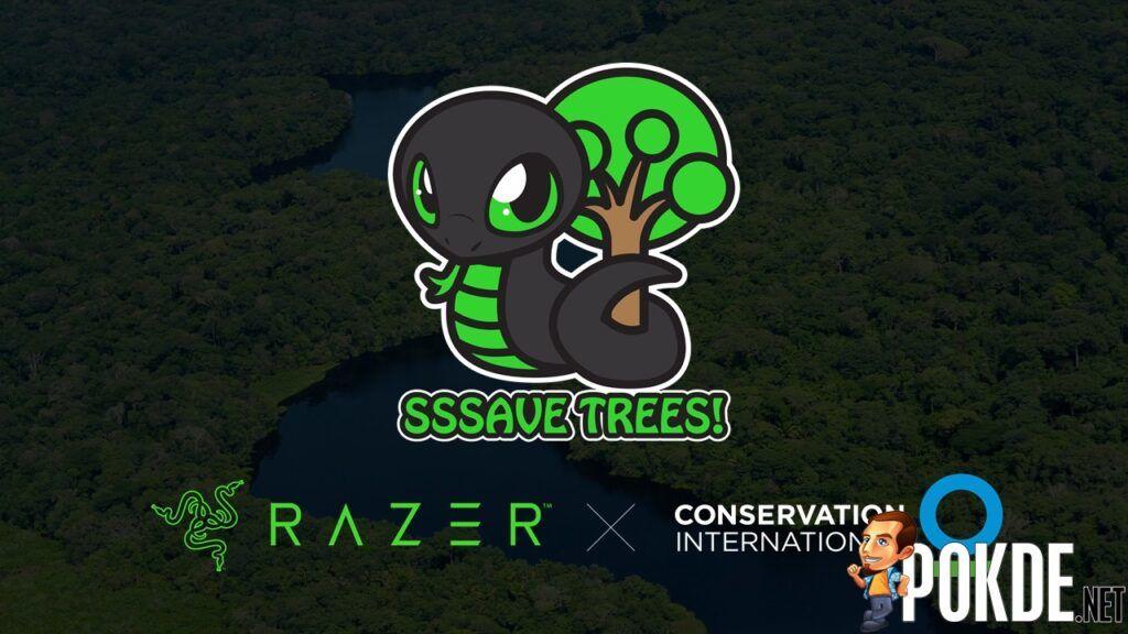 Razer Sneki Snek 1 Million Trees ban