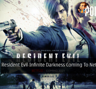 Resident Evil Infinite Darkness Coming To Netflix This year 28