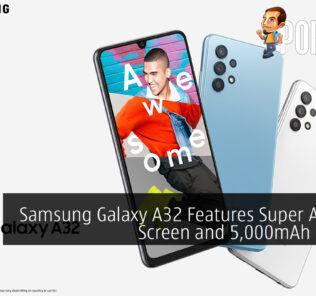 Samsung Galaxy A32 cover