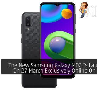 Samsung Galaxy M02 cover
