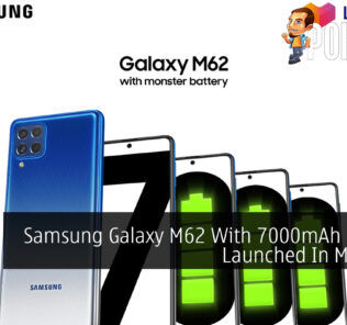 Samsung Galaxy M62 With 7000mAh Battery Launched In Malaysia 21