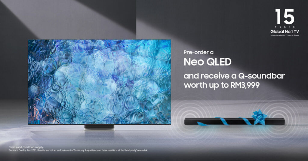 Samsung Malaysia To Launch Neo QLED With Special Freebies 24