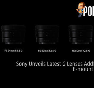 Sony Unveils Latest G Lenses Addition To E-mount Lineup 48