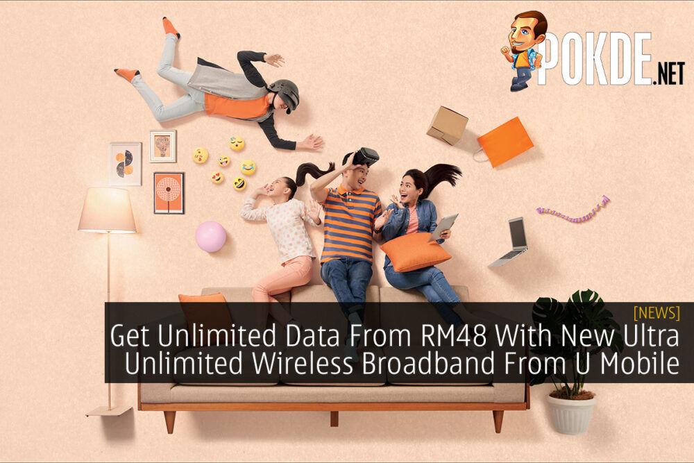 U Mobile Ultra Unlimited Wireless Broadband cover