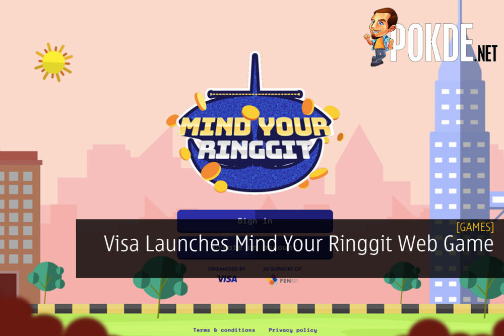 Visa Launches Mind Your Ringgit Web Game 21