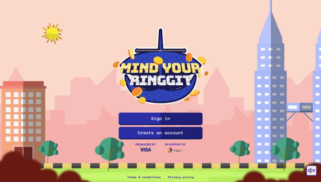 Visa Mind Your Ringgit