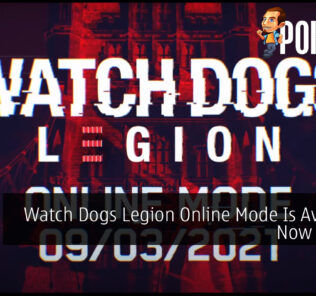 Watch Dogs Legion Online Mode Launch cover