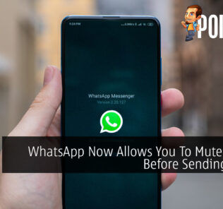 WhatsApp Now Allows You To Mute Videos Before Sending Them 20