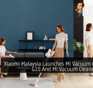 Xiaomi Malaysia Launches Mi Vacuum Cleaner G10 And Mi Vacuum Cleaner Light 24