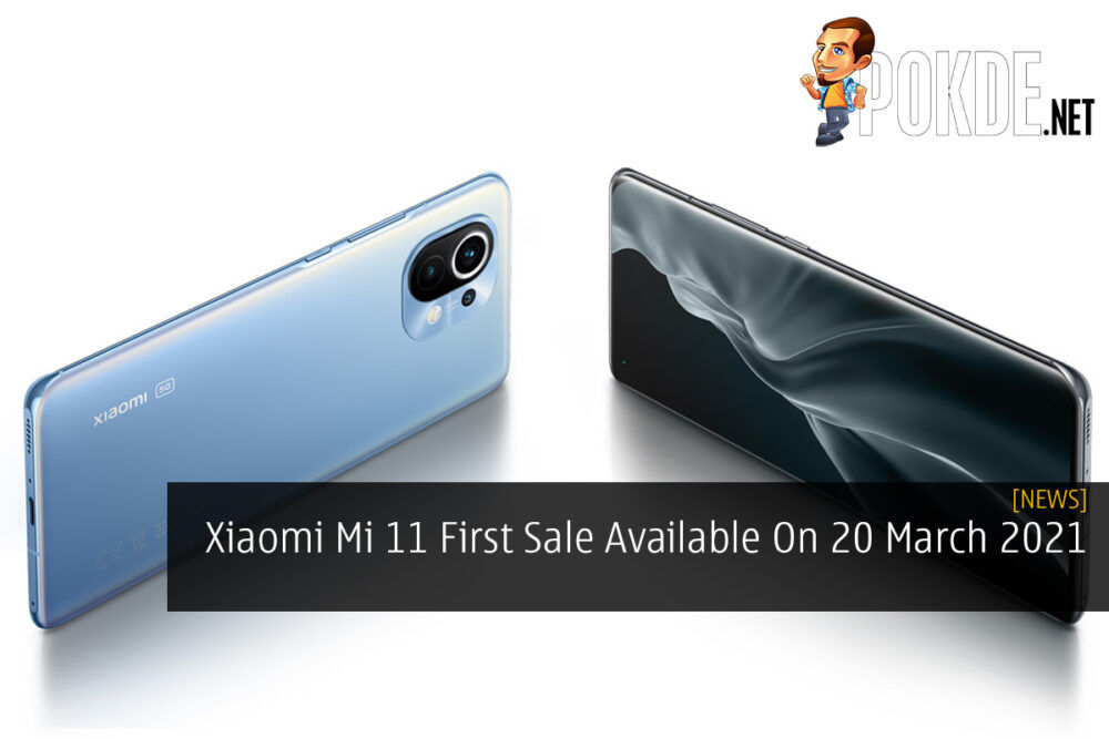 Xiaomi Mi 11 First Sale Available On 20 March 2021 20