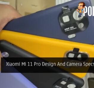 Xiaomi Mi 11 Pro Design And Camera Specs Leaked 30