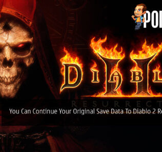 You Can Continue Your Original Save Data To Diablo 2 Resurrected 24