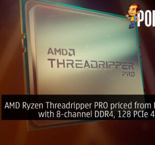 AMD Ryzen Threadripper PRO priced from RM5199 with 8-channel DDR4, 128 PCIe 4.0 lanes 32