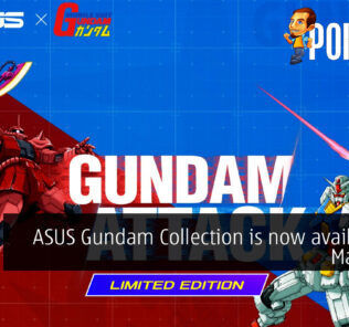 ASUS Gundam Collection is now available in Malaysia! 27