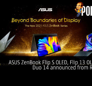 ASUS ZenBook Flip S OLED, Flip 13 OLED and Duo 14 announced from RM4699 28