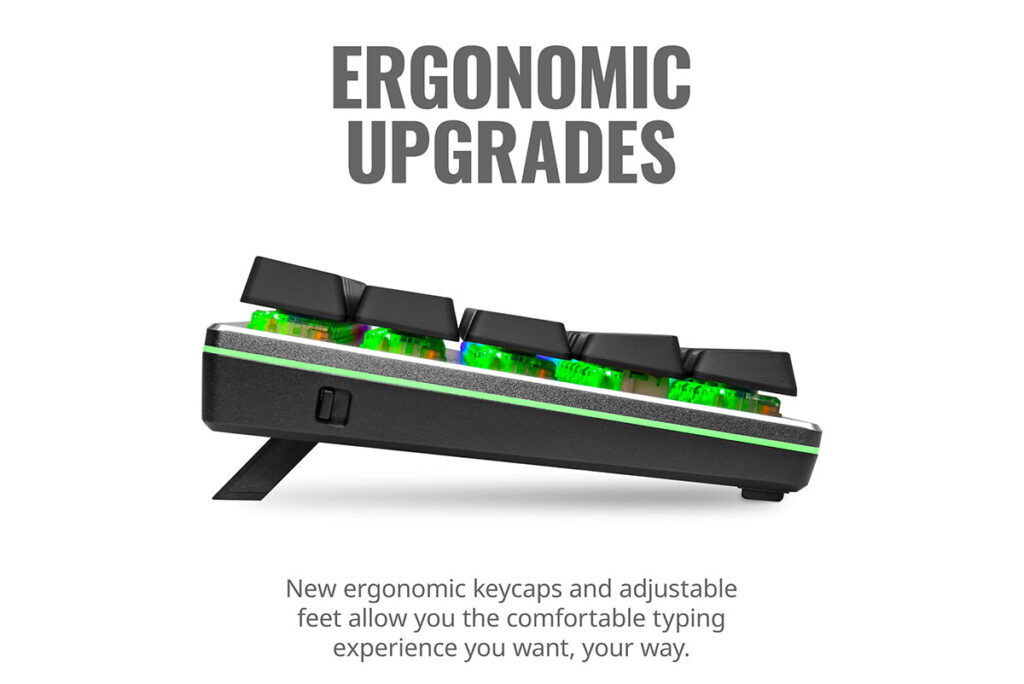 cooler master sk622 ergonomics