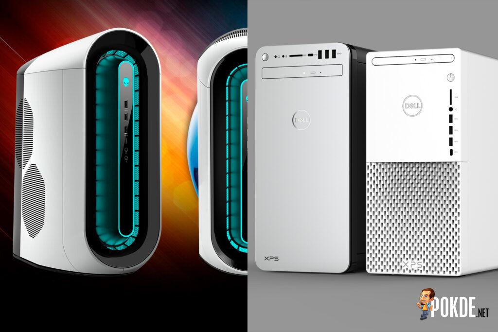 11th Gen Intel Core Alienware Aurora R12 and Dell XPS Desktop Are Coming to Malaysia