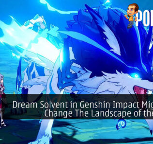 Dream Solvent in Genshin Impact Might Just Change The Landscape of the Game