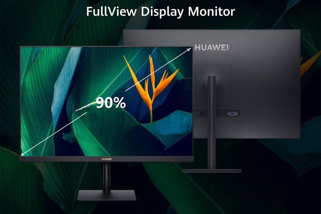 huawei matestation s monitor
