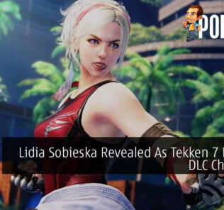 Lidia Sobieska Revealed As Tekken 7 Newest DLC Character