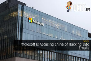 Microsoft is Accusing China of Hacking Into Emails