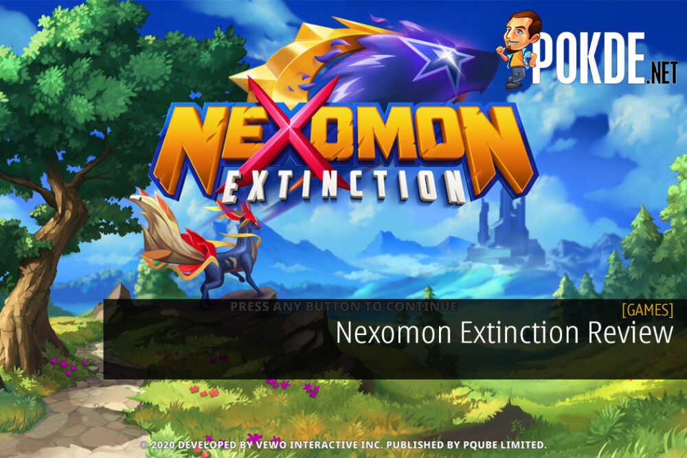 Nexomon Extinction Review