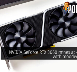 nvidia geforce rtx 3060 miner cover