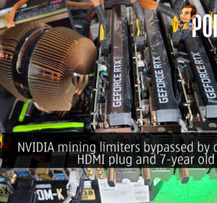 nvidia mining limiter bypass hdmi plug old boards