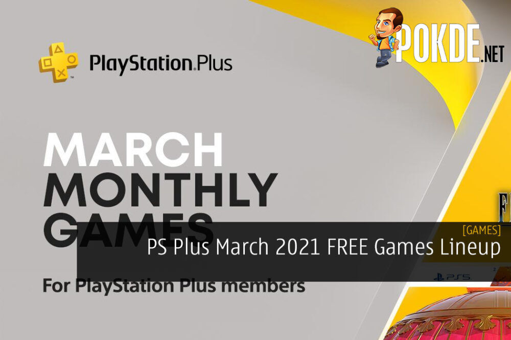 PS Plus March 2021 FREE Games Lineup 18