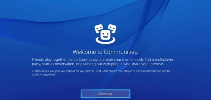 Sony is Killing Off PS4 Communities Even With Thousands of Active Users
