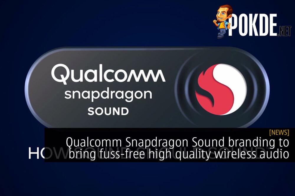 qualcomm snapdragon sound cover