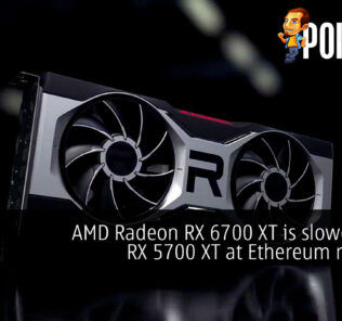 AMD Radeon RX 6700 XT is slower than RX 5700 XT at Ethereum mining! 23