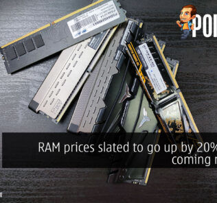 RAM prices slated to go up by 20% in the coming months 20