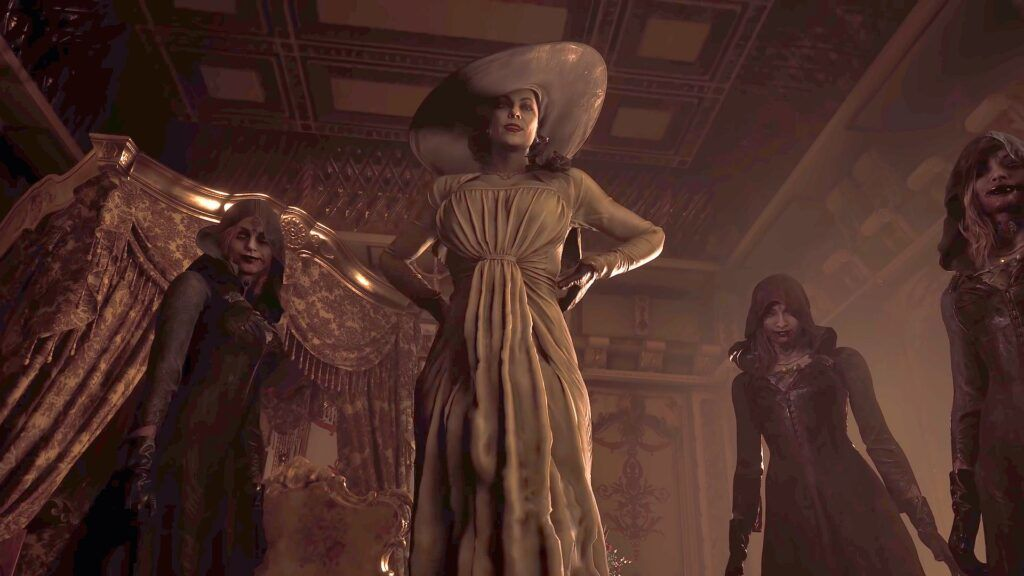 Resident Evil Village System Requirements for PC Revealed